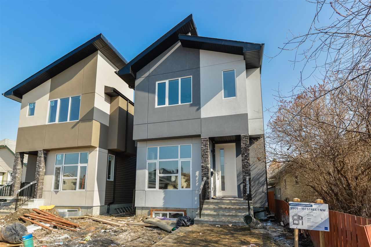 9909 151 Street Edmonton Alberta