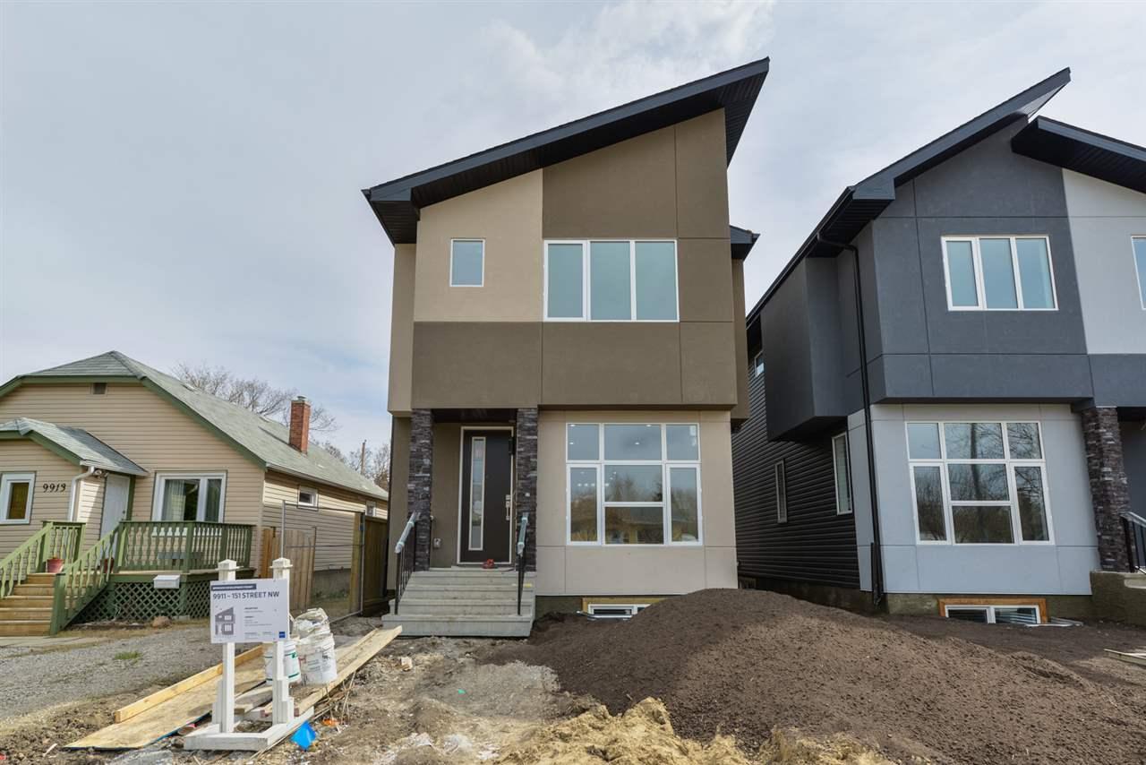 9911 151 Street Edmonton Alberta