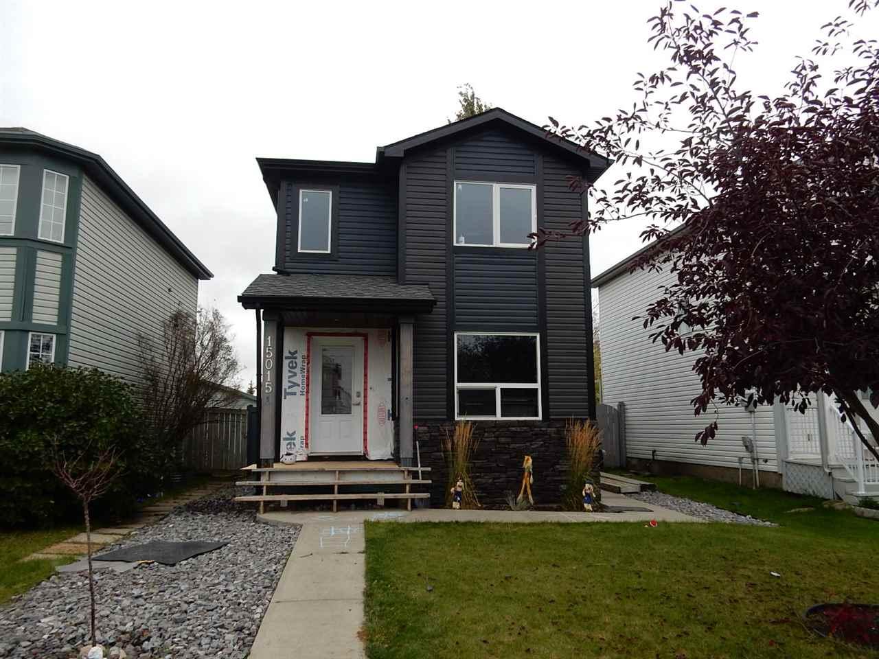15015 132 Street, Edmonton, Alberta, T6V 1K8