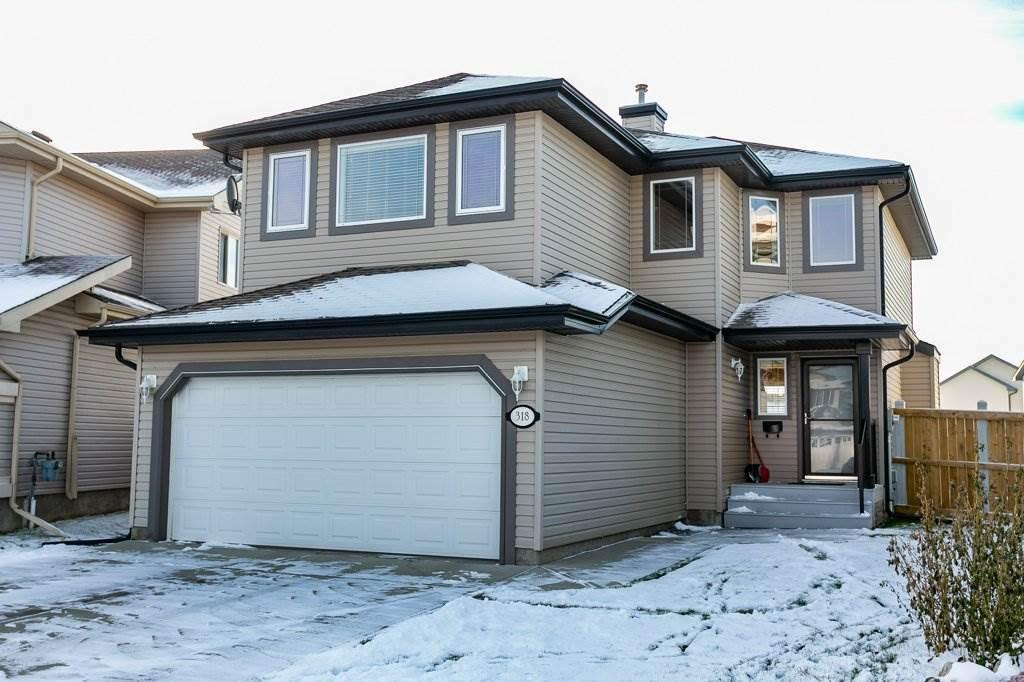 318 Gibb Close, Edmonton, Alberta, T5T 6W8