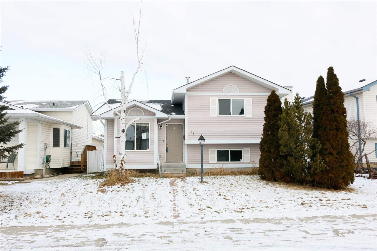 18 Aspenglen Crescent, Spruce Grove, Alberta, T7X 3J4