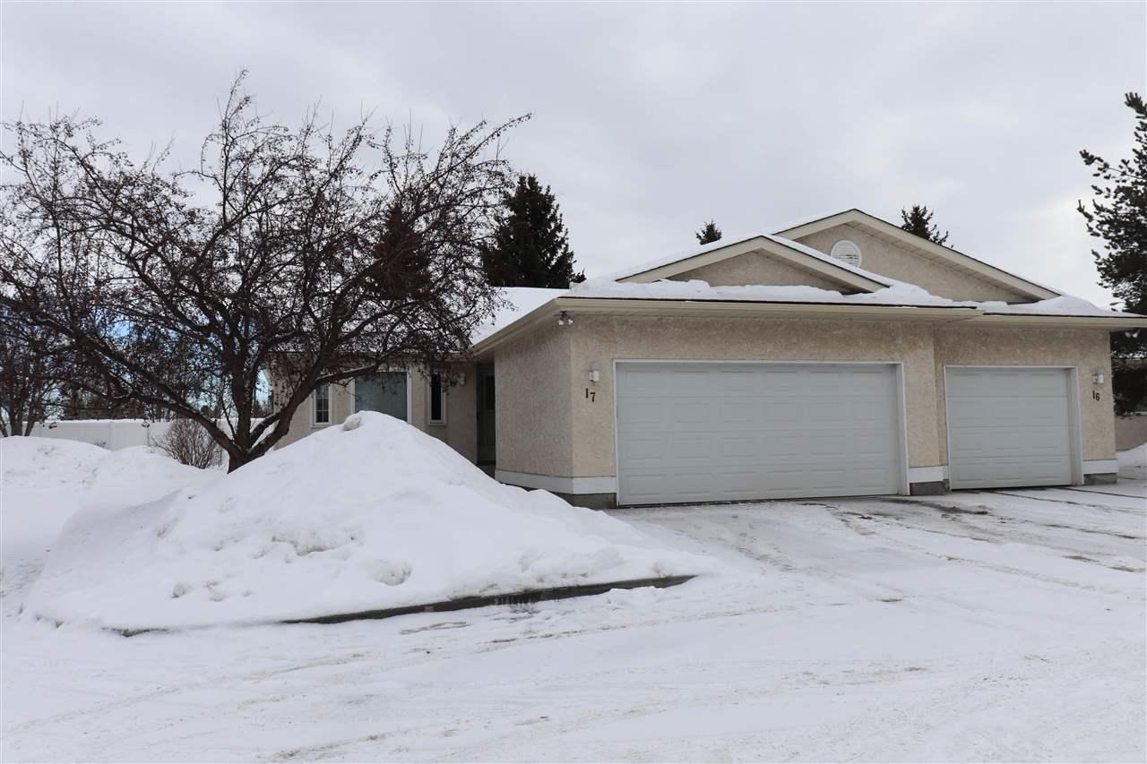 17 9375 172 Street, Edmonton, Alberta, T5T 3C3