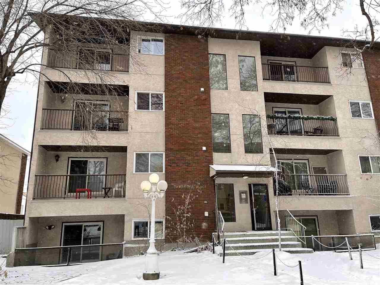 302 10520 80 Avenue Edmonton Alberta