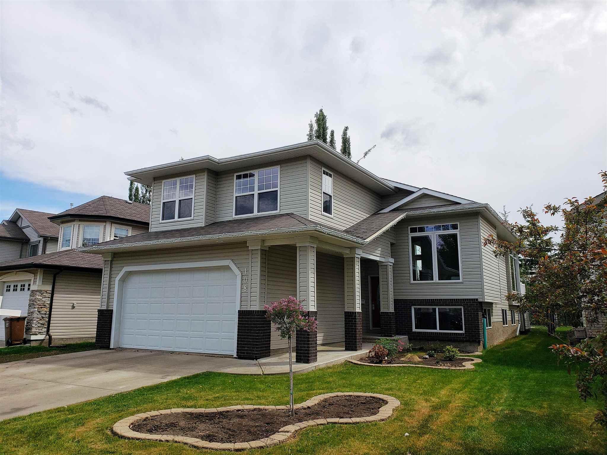 108 Erin Ridge Drive, St. Albert, Alberta, T8N 7B3